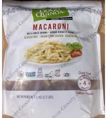 GOGO Quinoa Biologique Macaroni 1 kg