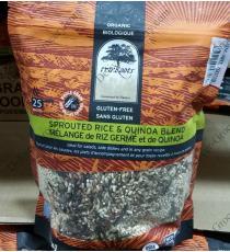 Truroots Germées Bio de Riz Et de Quinoa Mélange de 1 kg