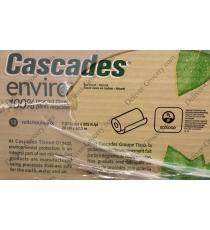 Cascades Paper Towels, 12 rolls, 205 feet