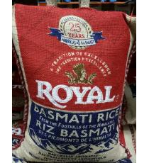 Royal Basmati Rice 9.07 kg