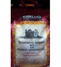 Kirkland Signature Traditional Basmati Rice 5 kg
