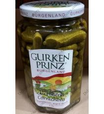 Gurkenprinz Burgenland Aigre-Doux Cornichons 1,5 L