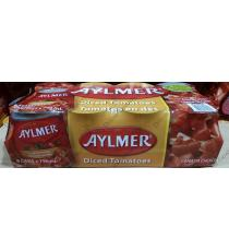 Aylmer Diced Tomatos 8 x 796 ml
