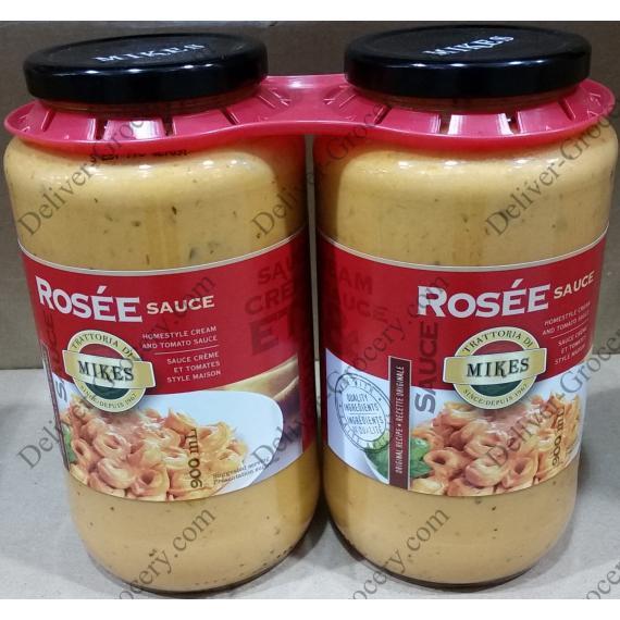 Mikes Rosée Sauce 2 x 900 ml