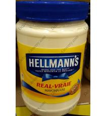 Hellmanns Real Mayonnaise 1.8 L