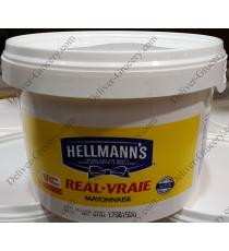Hellmanns Real Mayonnaise 4 L