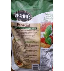 Nonnis Panetini Toasts Croquants