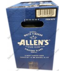 Allens Original White Vinegar, 2 x 5 L