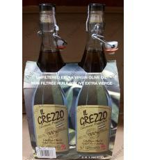 IL Grezzo Extra Virgin Olive Oil, 2 x 1 L