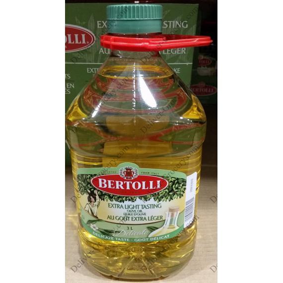 Bertolli Extra Light Tasting Olive Oil, 3 L