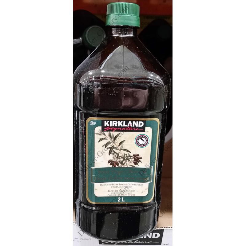 Kirkland Signature Extra Virgin Olive Oil 2 L Deliver