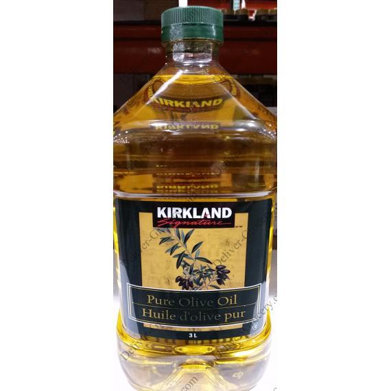 Kirkland Signature Pure Olive Oil, 3L
