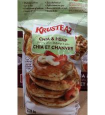 Krusteaz Chia & Hemp Baking Mix, 2.24 kg