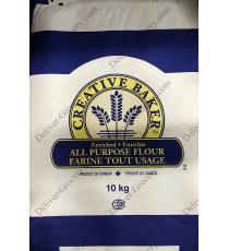 Creative Baker All Purpose Flour, 10 kg