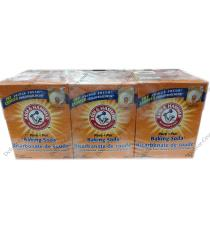 Arm & Hammer Pure Baking Soda, 6 x 500 g