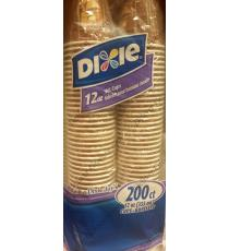 Dixie Coffee Cup, 200 cups, 355 ml