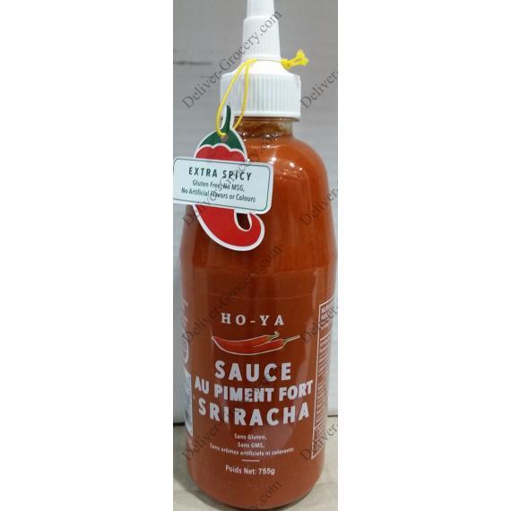 HO - YA Sriracha Hot Chili Sauce, 755 ml
