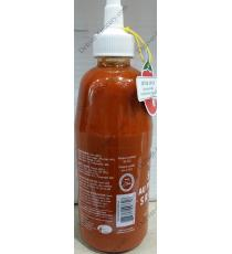 HO - YA Sriracha Hot Chili Sauce, 755 ml