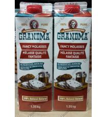 Grandma Fancy Molasses, 2 x 1.35 kg