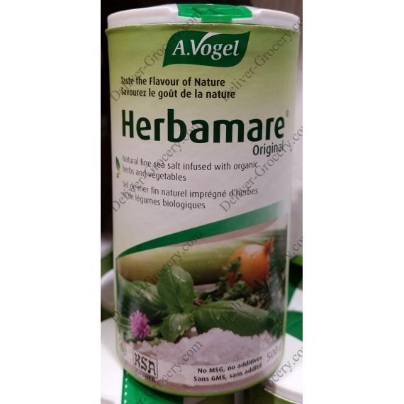 A.Vogel Herbamare Natural Fine Sea Salt 500 g