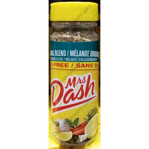MME DASH Mélange pour Assaisonnement, 192 g