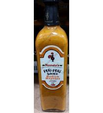 Nandos Peri-Peri Sauce Moyenne, 1 L