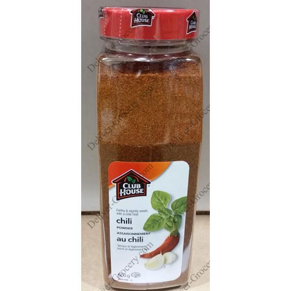 Club House Chili Powder, 600 g