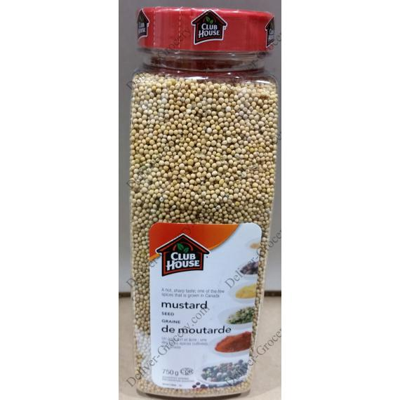 Club House Mustard Seed, 750 g