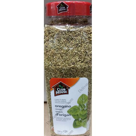 Club House Oregano Leaves, 190 g