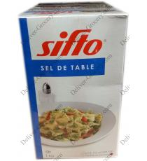 Sifto Table Salt, 3 x 1 kg