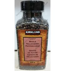 Kirkland Signature Whole Tellicherry Peppercorns, 399 g