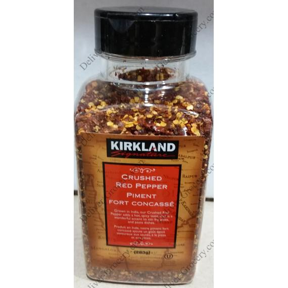 Kirkland Signature Crushed Red Pepper, 283 g