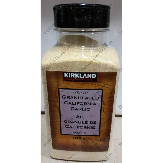 Kirkland Signature Granulated California Garlic, 510 g