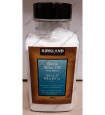 Kirkland Signature Sea Salt, 850 g
