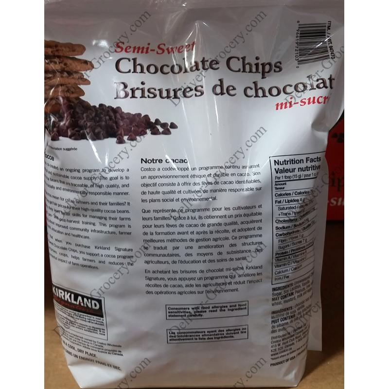 Chocolate Chips Kg