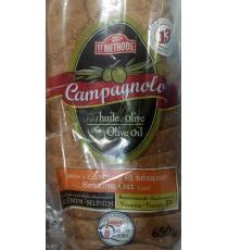 Boulangerie St-Méthode d'Avoine et de Sésame, Pain de mie, 2 packs x 650 g