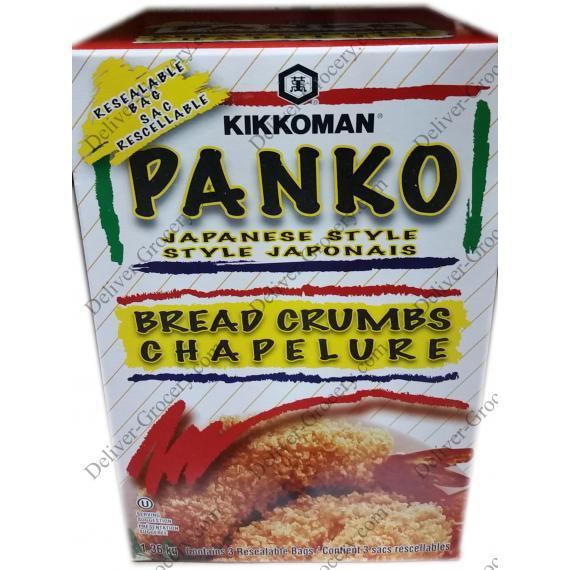 Kikkoman Panko Bread Crumbs, 1 x 1.36 kg