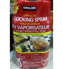 Kirkland Signature Canola Oil Cooking Spray, 2 x 482 g