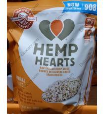 Manitoba Harvest Raw Shelled Hemp Seeds, 908 g