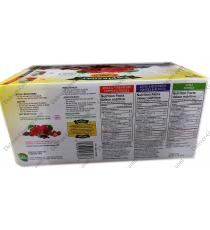 Applesnax Organic Assorted Fruit Snacks, 24 x 90 ml