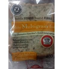Boulangerie St-Methode Multigrain Gluten Free Bread, 2 packs x 400 gr