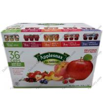 Applesnax des Collations de Fruits, 36 x 113 g