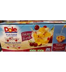 Dole Salade de Fruits, 20 x 107 ml