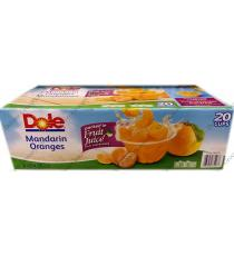 Dole Oranges, 20 x 107 ml