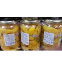 Dianas Peaches Slices, 3 x 720 ml