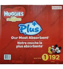 Huggies Diapers, 192 x