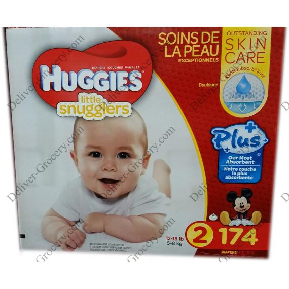 Huggies Couches, 174 x