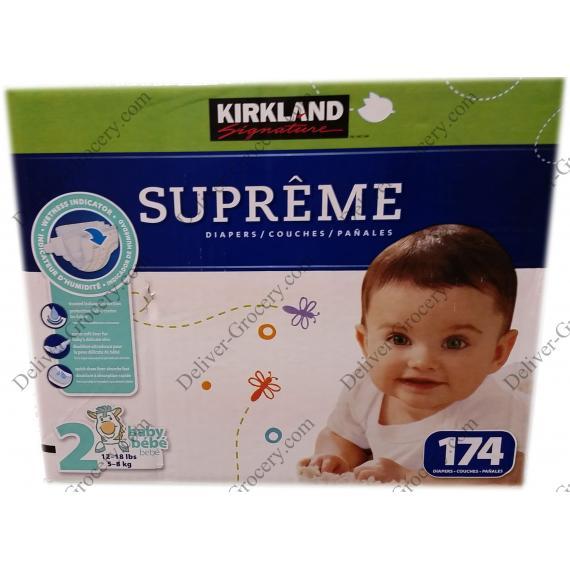 Kirkland Signature Suprême Couches 174 x