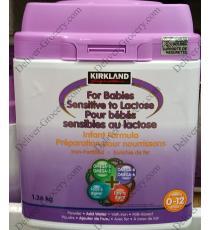 Kirkland Signature for Babies Sensitive to Lactose 1.36 kg