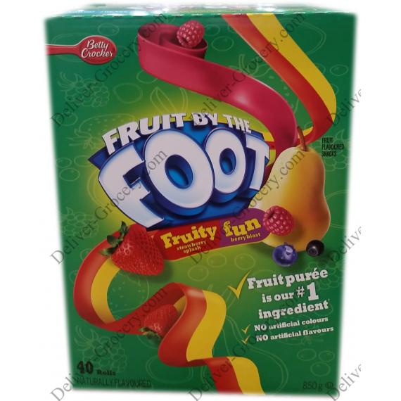 Betty Crocker Fruits Par Pied, de 40 x